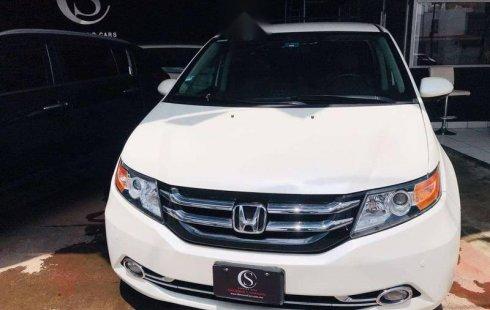 No te pierdas un excelente Honda Odyssey 2015 Automático en Guadalajara