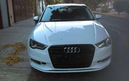 Quiero vender inmediatamente mi auto Audi A3 2015 muy bien cuidado