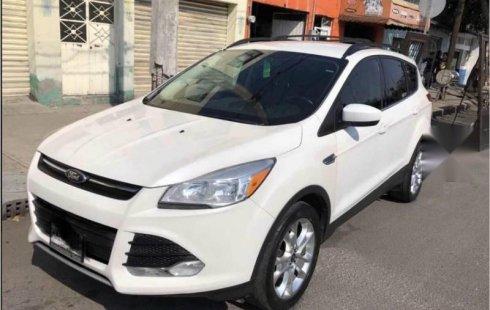 No te pierdas un excelente Ford Escape 2013 Automático en Iztacalco