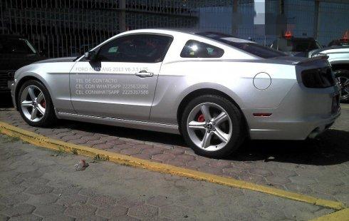 Llámame inmediatamente para poseer excelente un Ford Mustang 2013 Automático