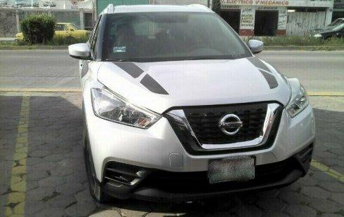 Nissan Kicks 2017 barato en Puebla