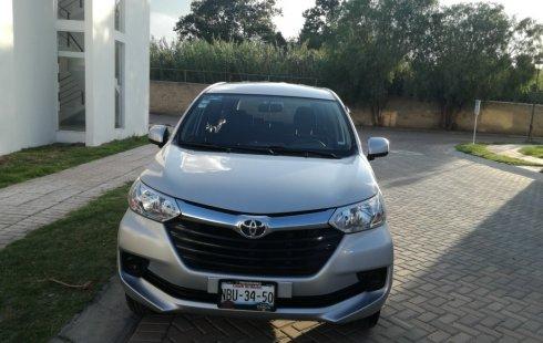 En venta un Toyota Avanza 2017 Automático muy bien cuidado