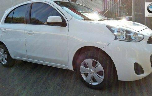 Nissan March 2017 usado en San Luis Potosí