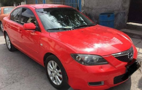 Se vende urgemente Mazda 3 2008 Manual en Apodaca