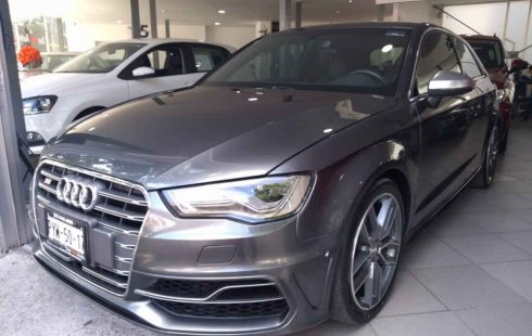 Audi S3 2016 impecable