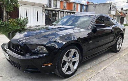 Tengo que vender mi querido Ford Mustang 2013
