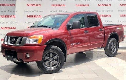 Quiero vender un Nissan Titan usado