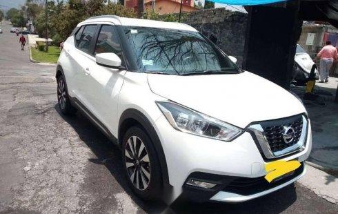 Se vende urgemente Nissan Kicks 2018 Automático en Tlalpan