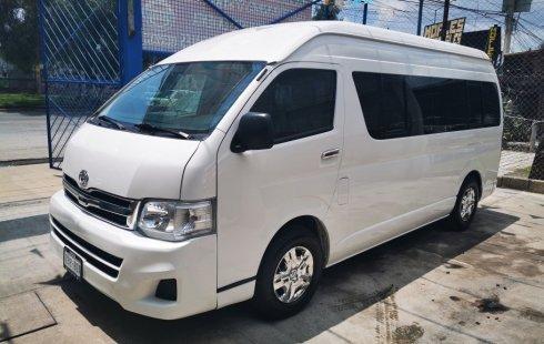 Toyota Hiace 2013 en venta