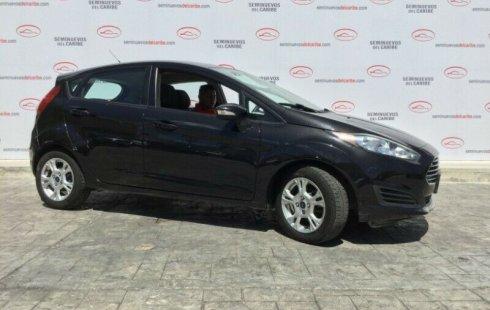 Ford Fiesta 2015 en