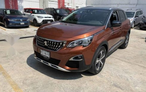 Tengo que vender mi querido Peugeot 3008 2019