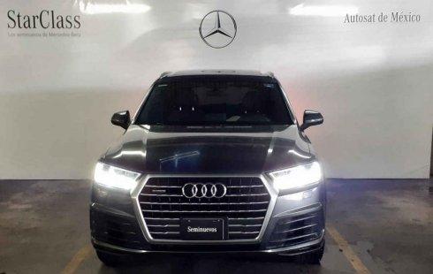 En venta un Audi Q7 2017 Automático en excelente condición