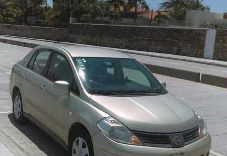 Quiero vender urgentemente mi auto Nissan Tiida 2008 muy bien estado
