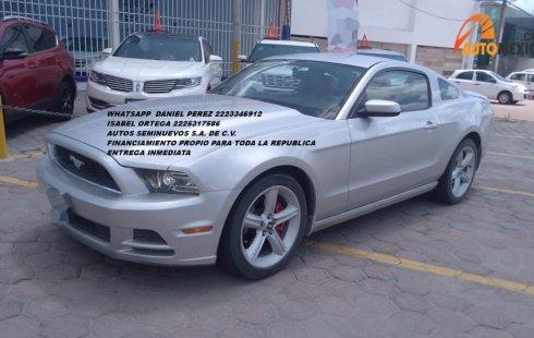 Deportivo Mustang V6 2013 Puebla