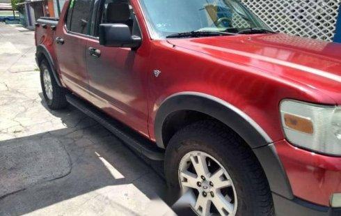 Se vende urgemente Ford Explorer Sport Trac 2007 Automático en Iztacalco