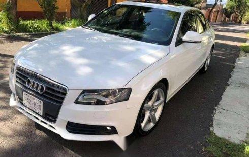 En venta carro Audi A4 2009 en excelente estado