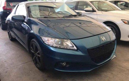 Quiero vender inmediatamente mi auto Honda CR-Z 2015 muy bien cuidado