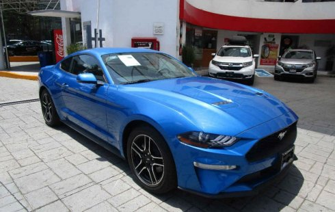Quiero vender inmediatamente mi auto Ford Mustang 2019