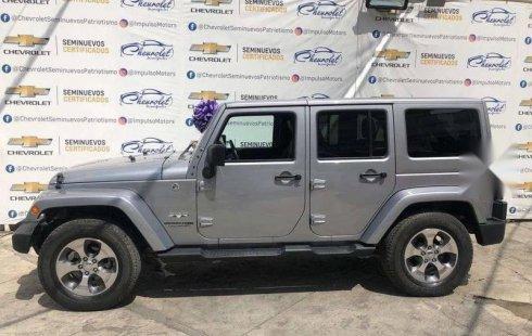 Tengo que vender mi querido Jeep Wrangler 2018
