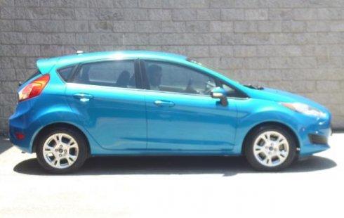 Ford Fiesta 2014 barato