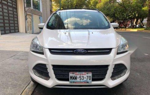 Se vende urgemente Ford Escape 2013 Automático en Álvaro Obregón