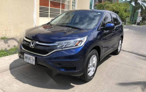 Vendo un Honda CR-V