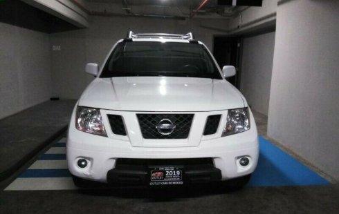 Nissan Frontier precio muy asequible