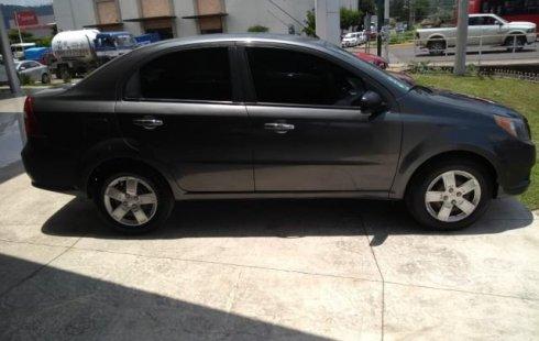 Un carro Chevrolet Aveo 2015 en Jalisco