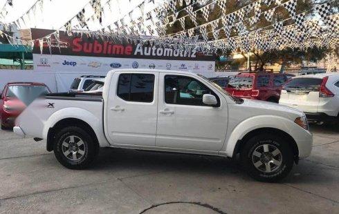 No te pierdas un excelente Nissan Frontier 2011 Automático en Guadalajara