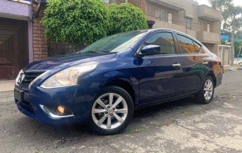 Nissan Versa 2018 en Gustavo A. Madero