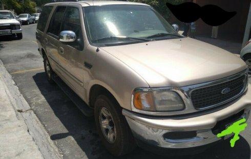 Ford Expedition 1997 barato en Nuevo León