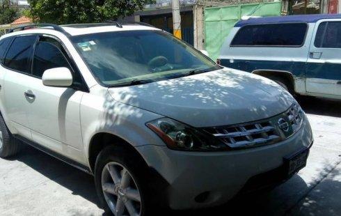 Urge!! Un excelente Nissan Murano 2006 Automático vendido a un precio increíblemente barato en Chicoloapan
