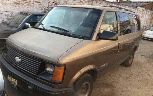 Se vende urgemente Chevrolet Astro 1994 Automático en Guadalajara