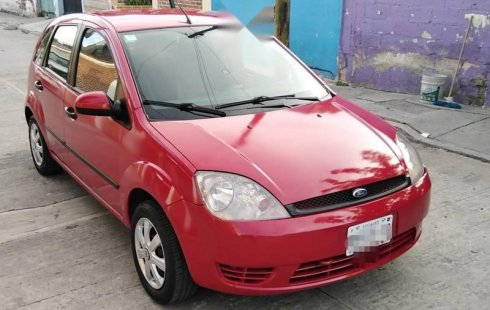 Ford Fiesta 2004 impecable