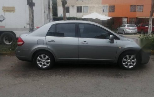Vendo un Nissan Tiida impecable