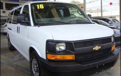 Chevrolet Express usado en Benito Juárez