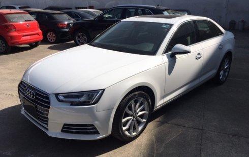 No te pierdas un excelente Audi A4 2018 Automático en Benito Juárez