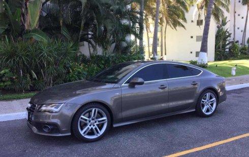 Se vende un Audi A7 2012 por cuestiones económicas