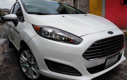 Se pone en venta un Ford Fiesta
