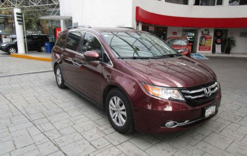 Honda Odyssey 2016 impecable