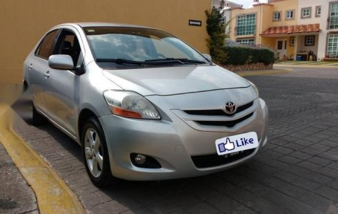 Toyota Yaris 2007 usado