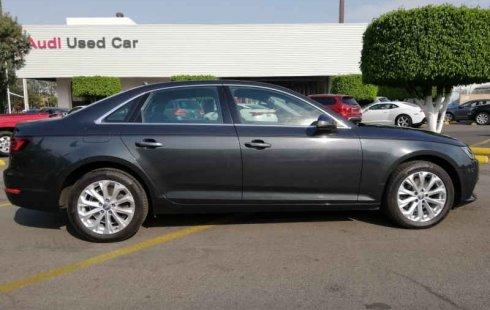 Quiero vender inmediatamente mi auto Audi A4 2018