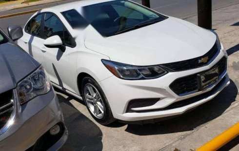 Chevrolet Cruze 2017 impecable