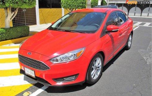 Focus 2016 SE Linea Nueva Flex Fuel
