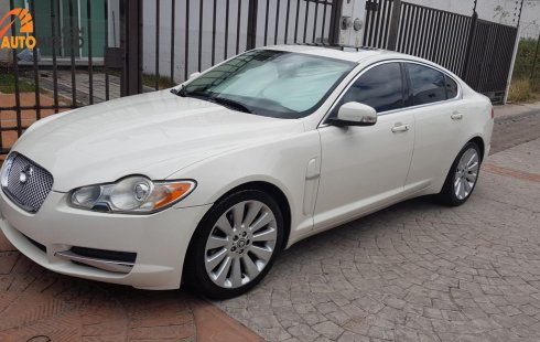 Jaguar XF Luxury V8 2009