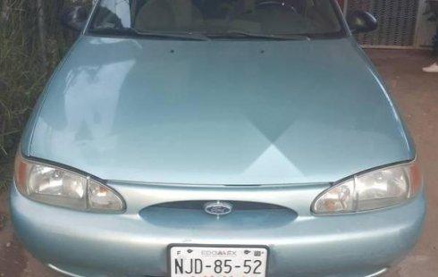 Quiero vender inmediatamente mi auto Ford Escort 1999 muy bien cuidado