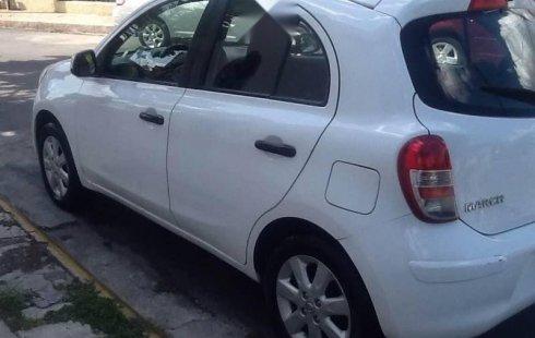 Nissan March 2012 en Monterrey