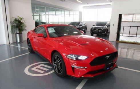 Quiero vender cuanto antes posible un Ford Mustang 2019