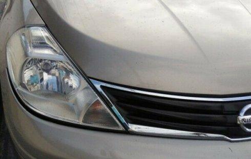 Un excelente Nissan Tiida 2011 está en la venta