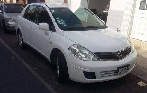 Nissan Tiida impecable en Guadalajara